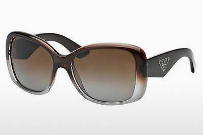 Ophthalmic Glasses Prada TRIANGLE (PR 32PS PDM6E1) - Brown, Grey