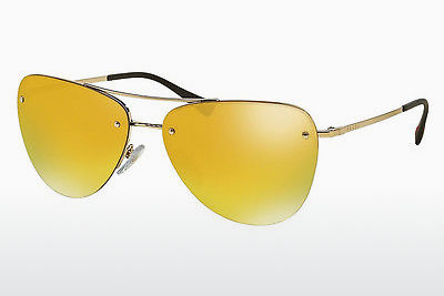 Ophthalmic Glasses Prada Sport PS 53RS ZVN5N0 - Gold