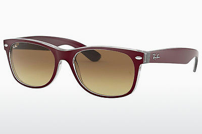 Ophthalmic Glasses Ray-Ban NEW WAYFARER (RB2132 605485) - Purple, Bordo