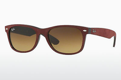 Ophthalmic Glasses Ray-Ban NEW WAYFARER (RB2132 624085) - Black, Red