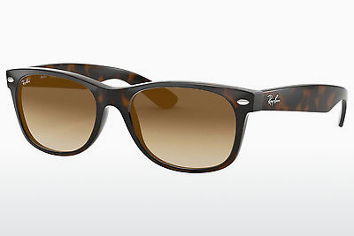 Ophthalmic Glasses Ray-Ban NEW WAYFARER (RB2132 710/51) - Brown, Havanna