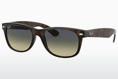 Ophthalmic Glasses Ray-Ban NEW WAYFARER (RB2132 894/76) - Brown, Havanna