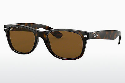 Ophthalmic Glasses Ray-Ban NEW WAYFARER (RB2132 902/57) - Brown, Tortoise