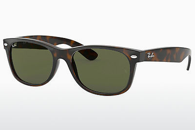 Ophthalmic Glasses Ray-Ban NEW WAYFARER (RB2132 902L) - Brown, Havanna