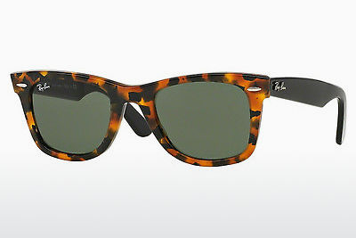 Ophthalmic Glasses Ray-Ban WAYFARER (RB2140 1157) - Brown, Havanna, Black
