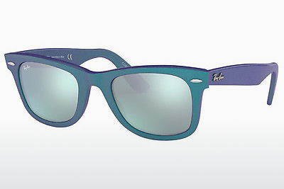Ophthalmic Glasses Ray-Ban WAYFARER (RB2140 611330) - Blue, Azure