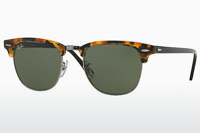 Ophthalmic Glasses Ray-Ban CLUBMASTER (RB3016 1157) - Brown, Havanna, Black