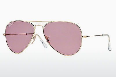 Lunettes de soleil Ray-Ban AVIATOR LARGE METAL (RB3025 001/15) - Or