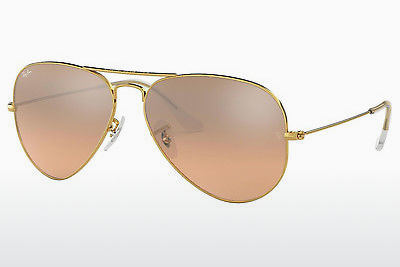 Lunettes de soleil Ray-Ban AVIATOR LARGE METAL (RB3025 001/3E) - Or
