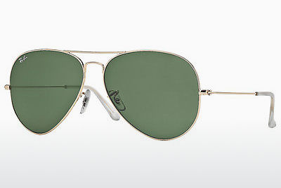 Ophthalmic Glasses Ray-Ban AVIATOR LARGE METAL (RB3025 001) - Gold