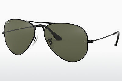 Ophthalmic Glasses Ray-Ban AVIATOR LARGE METAL (RB3025 002/58) - Black