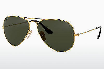 Lunettes de soleil Ray-Ban AVIATOR LARGE METAL (RB3025 181) - Or