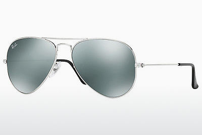Lunettes de soleil Ray-Ban AVIATOR LARGE METAL (RB3025 W3275) - Argent
