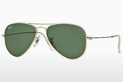Ophthalmic Glasses Ray-Ban AVIATOR SMALL METAL (RB3044 L0207) - Gold