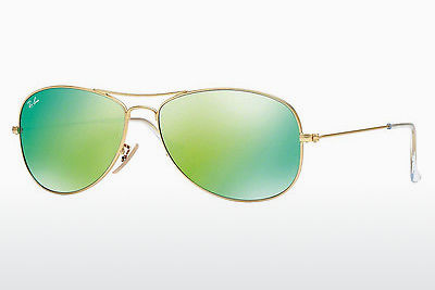 Ophthalmic Glasses Ray-Ban COCKPIT (RB3362 112/19) - Gold