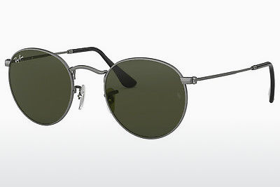 Ophthalmic Glasses Ray-Ban ROUND METAL (RB3447 029) - Grey, Gunmetal