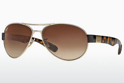 Lunettes de soleil Ray-Ban RB3509 001/13 - Or