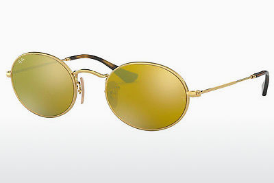 Ophthalmic Glasses Ray-Ban RB3547N 001/93 - Gold