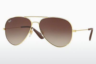Lunettes de soleil Ray-Ban RB3558 001/13 - Or