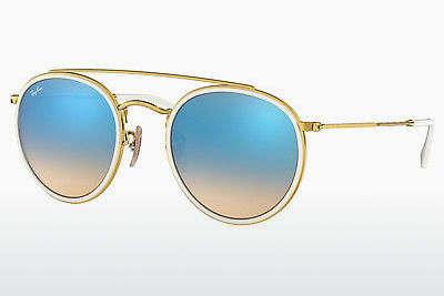 Lunettes de soleil Ray-Ban RB3647N 001/4O - Or