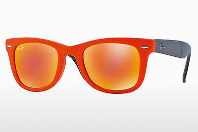 Ophthalmic Glasses Ray-Ban FOLDING WAYFARER (RB4105 601969) - Orange