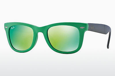 Ophthalmic Glasses Ray-Ban FOLDING WAYFARER (RB4105 602119) - Green
