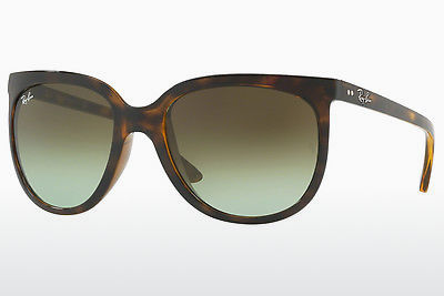 Ophthalmic Glasses Ray-Ban CATS 1000 (RB4126 710/A6) - Brown, Havanna