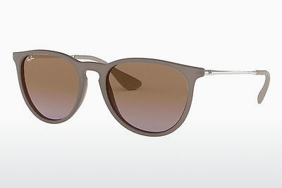 Ophthalmic Glasses Ray-Ban ERIKA (RB4171 600068) - Brown, Sand