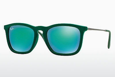 Ophthalmic Glasses Ray-Ban CHRIS (RB4187 60823R) - Green