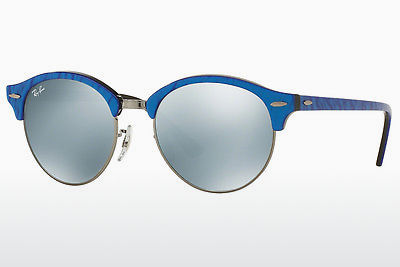 Ophthalmic Glasses Ray-Ban Clubround (RB4246 984/30) - Blue