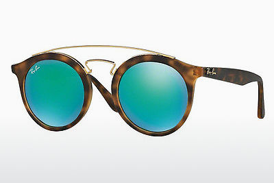 Ophthalmic Glasses Ray-Ban Gatsby I (RB4256 60923R) - Brown, Havanna
