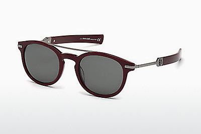 Ophthalmic Glasses Roberto Cavalli RC1021 69A - Burgundy, Bordeaux, Shiny