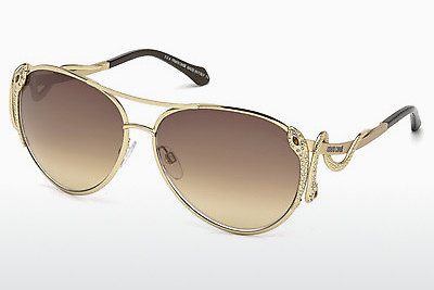 Ophthalmic Glasses Roberto Cavalli RC909S 28G - Gold