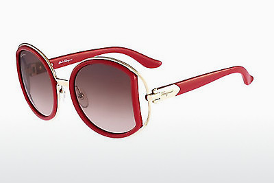 Ophthalmic Glasses Salvatore Ferragamo SF719S 613 - Red