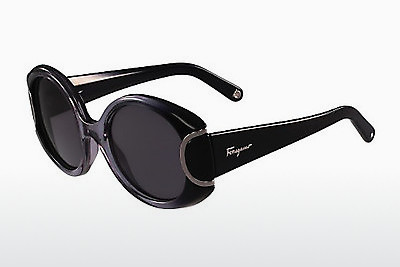 Ophthalmic Glasses Salvatore Ferragamo SF811S SIGNATURE 013 - Black, Grey
