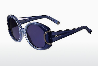 Ophthalmic Glasses Salvatore Ferragamo SF811S SIGNATURE 450 - Blue