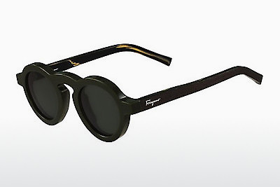 Ophthalmic Glasses Salvatore Ferragamo SF812S 300 - Black