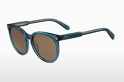 Ophthalmic Glasses Salvatore Ferragamo SF816S 416 - Blue
