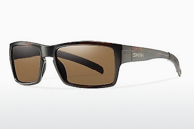 Ophthalmic Glasses Smith OUTLIER/N SST/F1 - Brown, Havanna
