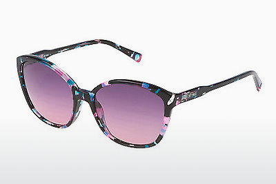 Ophthalmic Glasses Sting SS6582 0L28 - Blue, Pink, Havanna