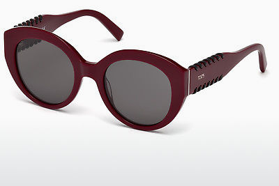 Ophthalmic Glasses Tod's TO0194 69A - Burgundy, Bordeaux, Shiny