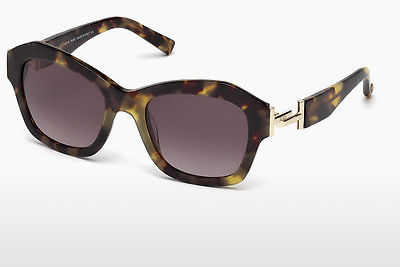 Ophthalmic Glasses Tod's TO0195 56T - Havanna