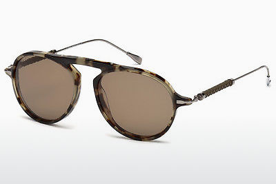 Ophthalmic Glasses Tod's TO0205 56E - Havanna