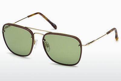 Ophthalmic Glasses Tod's TO0206 33N - Gold