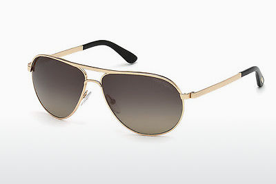 Ophthalmic Glasses Tom Ford Marko (FT0144 28D) - Gold