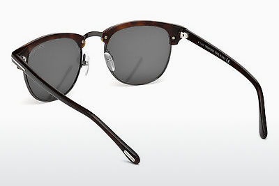 Lunettes de soleil Tom Ford Henry (FT0248 52A) - Brunes, Havanna