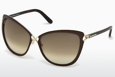 Ophthalmic Glasses Tom Ford Celia (FT0322 28F) - Gold