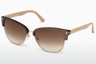 Ophthalmic Glasses Tom Ford Fany (FT0368 50G) - Brown, Dark