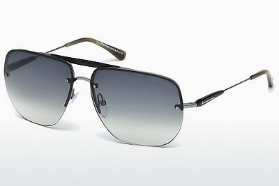 Ophthalmic Glasses Tom Ford Nils (FT0380 14B) - Grey, Shiny, Bright