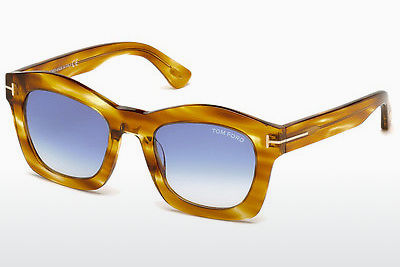 Ophthalmic Glasses Tom Ford Greta (FT0431 41W) - Yellow